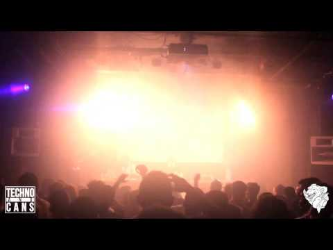 Jay Clarke & Support (Visuals by MWK) @ Techno & Cans