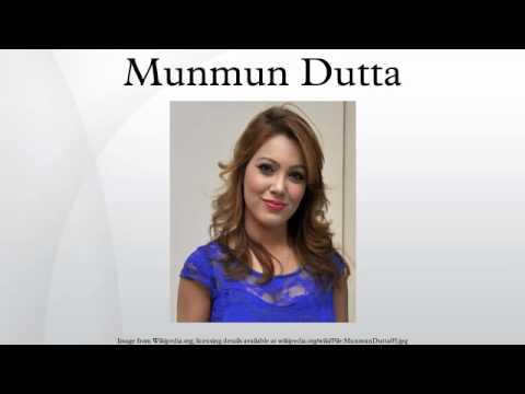 Munmun Dutta video