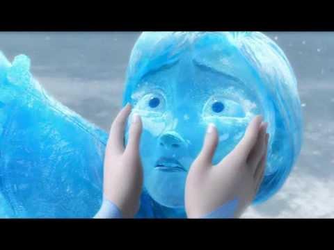 Frozen Elsa Let It Go