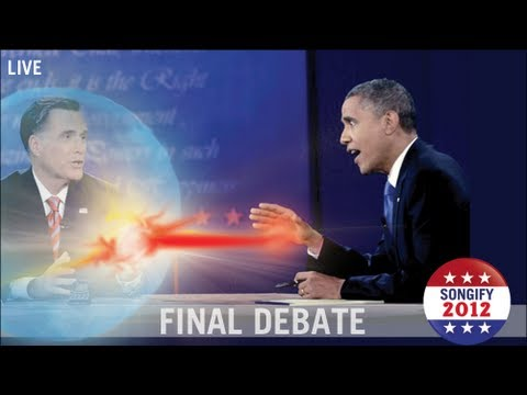 Final Debate Songified ! video