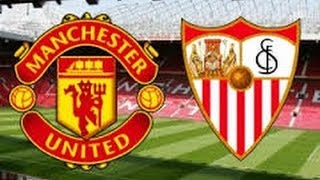 Manchester United vs Sevilla 1:3 All Highlights And Goals 09/08/13