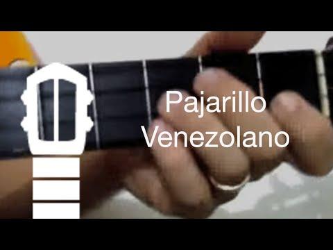 Frases y Progresiones para el Pajarillo en el Cuatro Venezolano