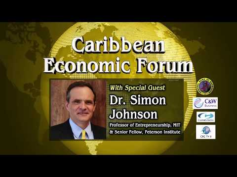 Caribbean Economic Forum 2016