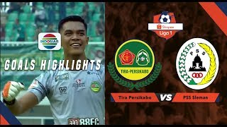 Tira Persikabo 3 vs PSS Sleman 1 - Goal Highlights | Shopee Liga 1