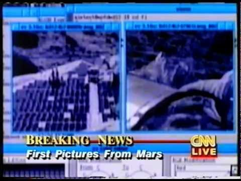 Mars Pathfinder mission - LIVE coverage - 1997 - part 2