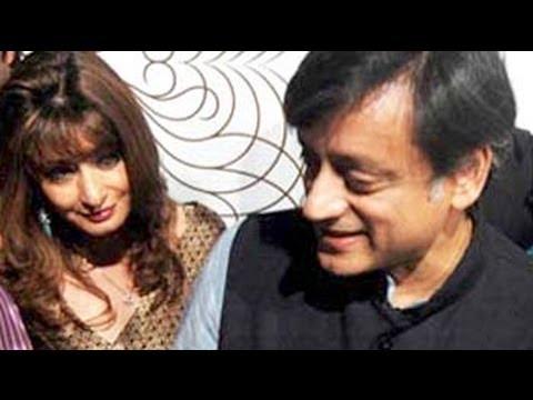 My wife is priceless: Shashi Tharoor takes on Narendra Modi
