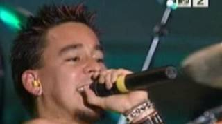 Linkin Park - In The End (Live @ Rock & Roll Hall of Fame) (2001)