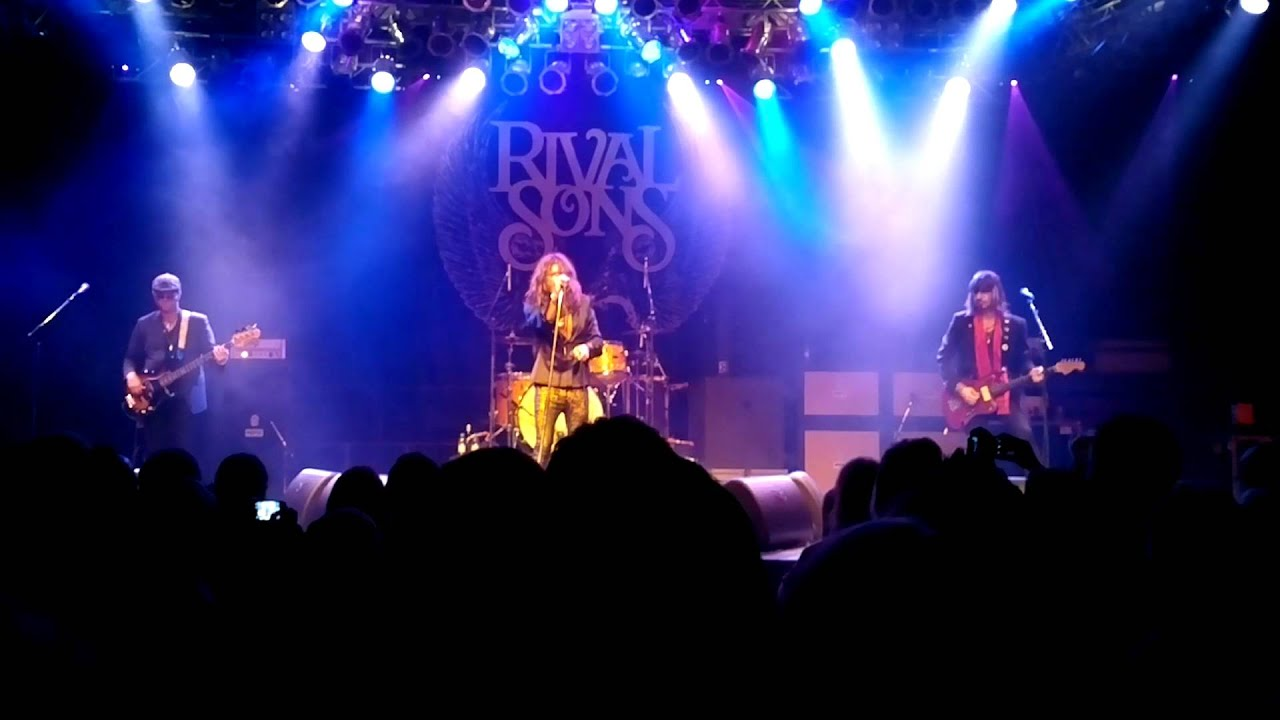 Rival Sons Wallpaper Rival Sons Run From