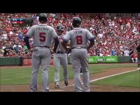 Atlanta Braves: Grand Slams