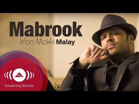 Irfan Makki - Mabrook (English Malay Version) | Official Lyric Video