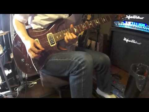 Tuesday Wonderland Guitar Cover