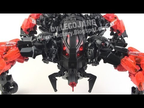 LEGO Hero Factory MOC: Ultimate Arachnix [Breakout]