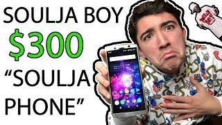 "I WASTED $300 On Soulja Boy's NEW ""Soulja Phone"" 😂"