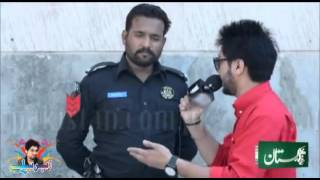 Zehreelay  Interview of policeman in jail