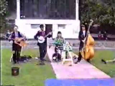 "The Huckleberries - 1996 - Playing ""The Third Man"""