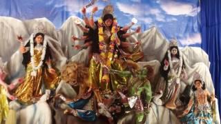 2016 Kushmandi Durga Puja Live video