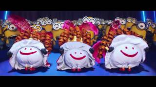 LOL Minions Singing Auditions 😅 New Despicable Me 3 Trailer
