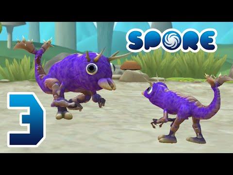 Spore Ep 3 - Cutest Babies EVER!
