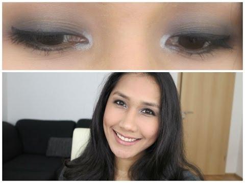 Simple and Quick Smokey Eyes - Simpel dan Cepat I Makeup Tutorial Indonesia #2