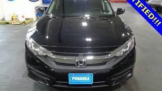 Used 2016 Honda Civic Fredericksburg VA Richmond, VA #19H468