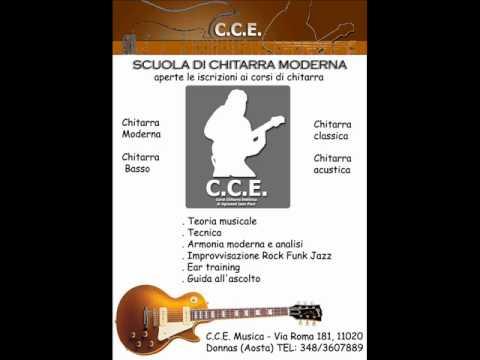 CCE Musica Scuola di chitarra moderna