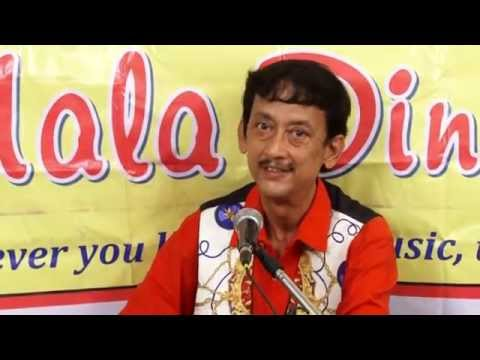 Gahono Meghero Chaya Ghanay Bengali Modern Song By Mala Dinesh