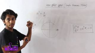 04. SHM Differential Equation Part 01 | সরল ছন্দিত স্পন্দনের অন্তরক সমীকরণ পর্ব ০১