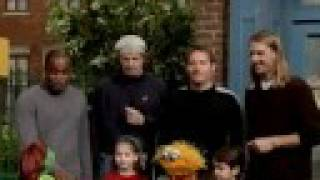 Sesame Street Hootie And The Blowfish Sing Hold My Hand