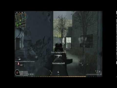[Tutorial]Como baixar e instalar Bots (PezBots) para CoD 4 Modern Warfare