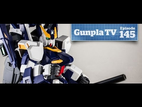 Gunpla TV - 145 - MG Build Gundam Mk-II RX-178 - Kshatriya - Hlj.com