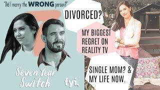 Seven Year Switch- Experience on Reality TV: Divorced? Abortion? Single Mom?