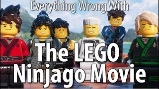 Everything Wrong With The LEGO Ninjago Movie In 13 Minutes Or Less