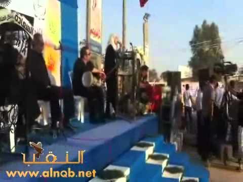 حفل تخريج المدرسة الثانوية عرعرة النقب 2011 النقب نت.wmv