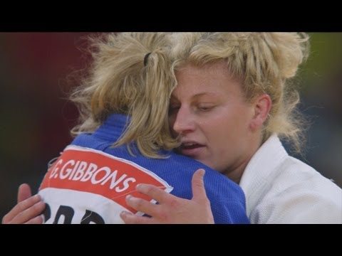 Kayla Harrison Wins Women's Judo -78kg Gold v Gemma Gibbons - London 2012 Olympics Image 1