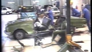 Camara Oculta destrucción de Ford Falcon en Agencia de auto VideoMatch 1998
