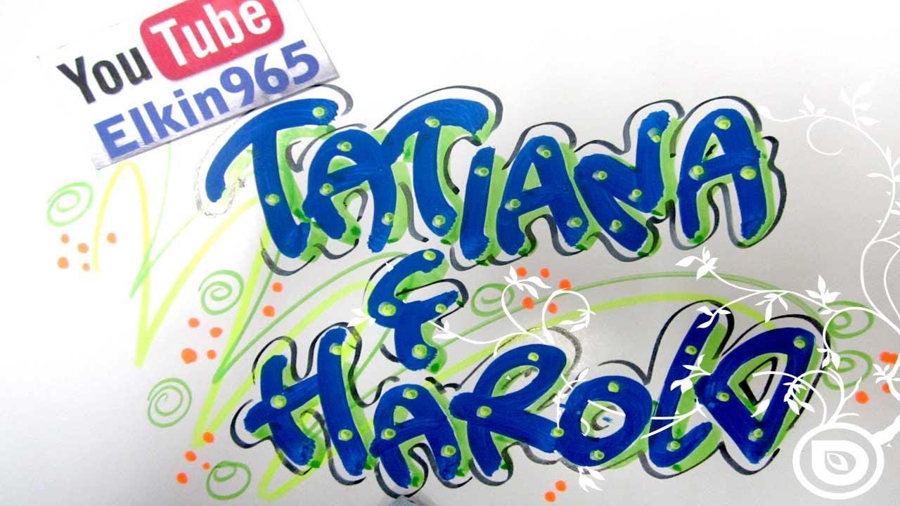 Letra timoteo nombres decorados suscriptor youtube - Letras de nombres para decorar ...