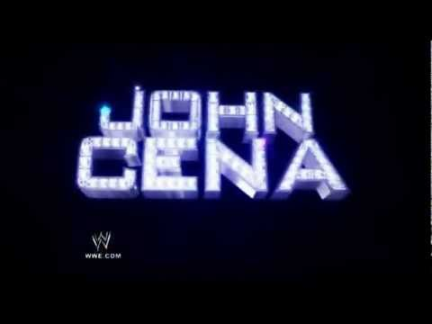 Wwe John Cena Theme Song (my Time Is Now) Audio+video Hd video