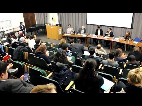 نقاش البحرين - الجلسة الأولى The Bahrain Debate - 1st session