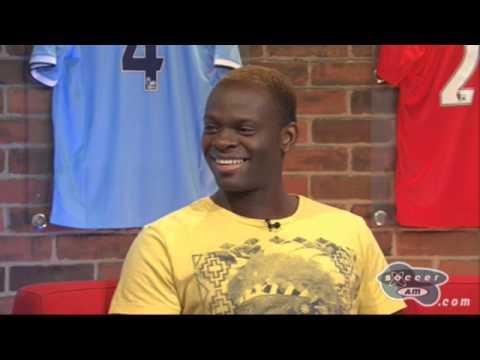 Soccer AM   Louis Saha   Video   Watch TV Show   Sky Sports