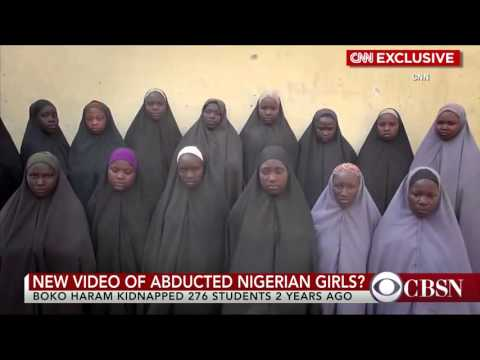 New Video Shows Several Kidnapped Nigerian Schoolgirls Alive