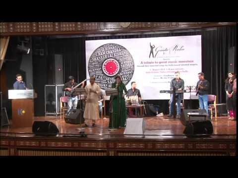 Vande Mataram originally sung by Lata Mangeshkar & Hemant Kumar...