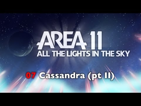Area 11 - Cassandra Part 2