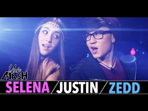 Selena Gomez / Justin Bieber / Zedd MASHUP - I Want You To Know / As Long As You Love Me