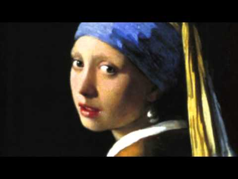 La joven de la Perla, Vermeer.