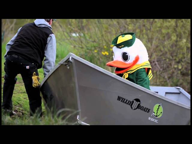Behind the Scenes: Becoming a Duck