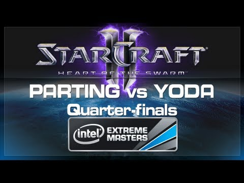 PartinG vs Yoda - SC2 (Playoffs) - IEM World Championship 2013