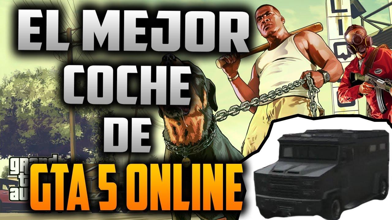 Online Coches Gta v Online el Mejor Coche