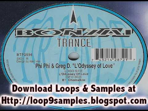 Phi Phi & Greg D. - L'odyssey Of Love (hard Sex Mix) video