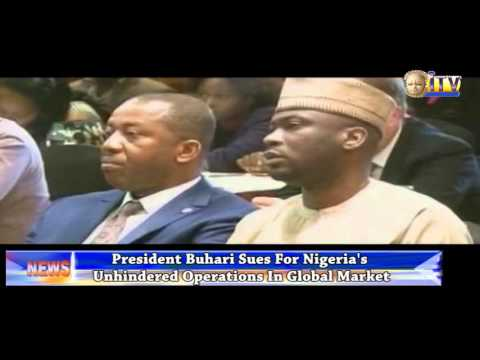 President Buhari Sues For Improved Economic Relations Between Nigeria And Kenya