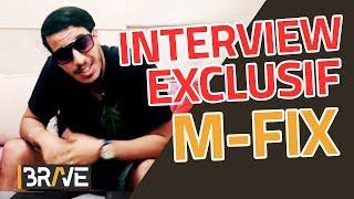 Interview exclusif avec M-FIX | الحوار الكامل - #MeetTheBrave (Complet)